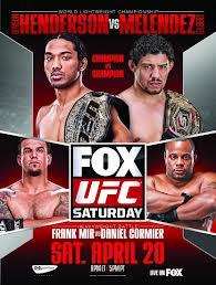 UFC on Fox 7