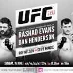 Bet On UFC 161 Online