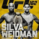 Bet On UFC 162 Online