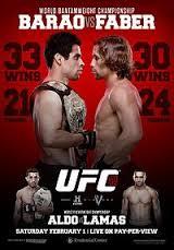 Betting on UFC 169