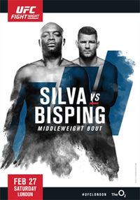 Silva vs Bisping